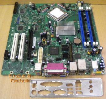 Intel D945GCZ D945PAW Mainboard Sockel 775 PCIe x16 SATA DDR2 Audio VGA LAN*m470