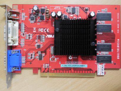ASUS EAX300SE-X TD ATI Radeon X300 X550 X1050 128MB 64Bit VGA DVI TV* g276