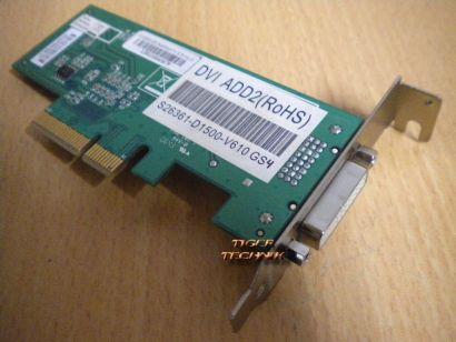 FSC LR2910 PCB Rev A(G) S26361-D1500-V610 GS4 DVI-D ADD2 PCIe x4* g286