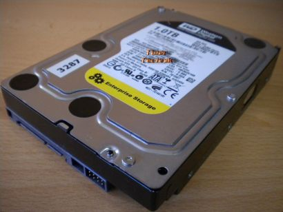 Western Digital RE3 WD5002ABYS-02B1B0  500GB HDD SATA 3,5* f466