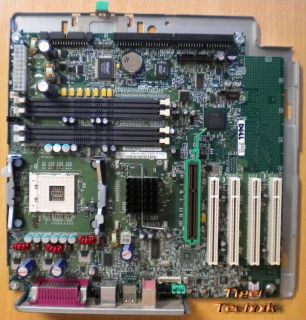 Dell Dimension 8200 Mainboard 07G535 Rev A01 Sockel 478 RIMM AGP 4xPCI IDE* m502