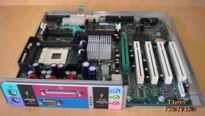 Dell Dimension 4500 4400 Mainboard 04P615 Rev.A03 4P615 Sockel 478 Ersatz* m505
