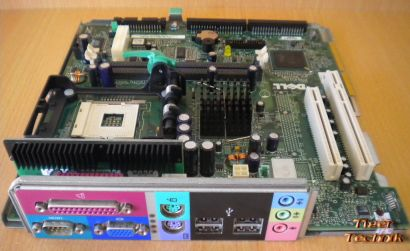 Dell Dimension 4300 4500 Mainboard 04T346 Rev A00 4T346 Sockel 478 IDE* m507