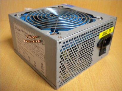 Delux Switching Power Supply Model ATX-400W P4 400W PC Netzteil* nt328