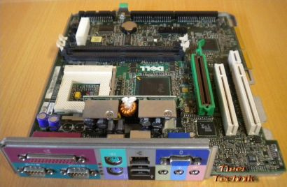 Dell OptiPlex GX150 Board 038HRF Rev.A01 38HRF Sockel 370 auf Schiene *m519