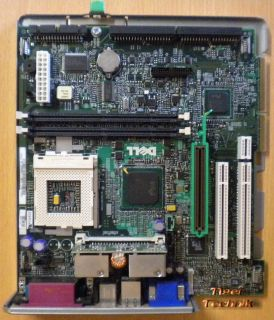 Dell OptiPlex GX150 Board 038HRF Rev.A01 38HRF Sockel 370 auf Schiene *m519