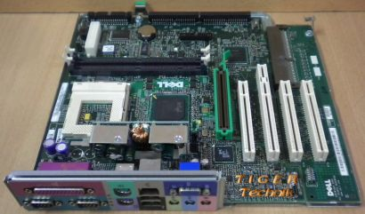 Dell OptiPlex GX150 Board 038HRF Rev.A04 38HRF Sockel 370 auf Schiene *m520