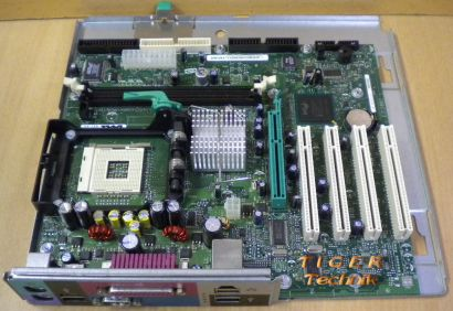 Dell Dimension 4550 Mainboard 06U214 Rev.A01 6U214 Sockel 478 auf Schiene* m525