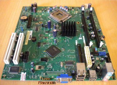 Dell Dimension 3100 E310 Mainboard 0JC474 Rev.A02 JC474 Sockel 775 BTX* m532