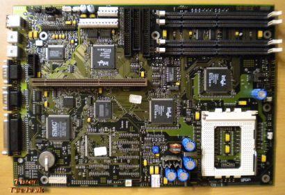 FSC D983-C11 GS 1 Mainboard Socket 8 + Riser Card E179-A10 GS 1 4xISA 3xPCI*m544