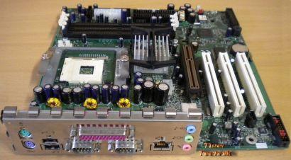 IBM Netvista M41 6792 FRU 49P4384 Mainboard+Blende Sockel 478 AGP LAN SDRAM*m550