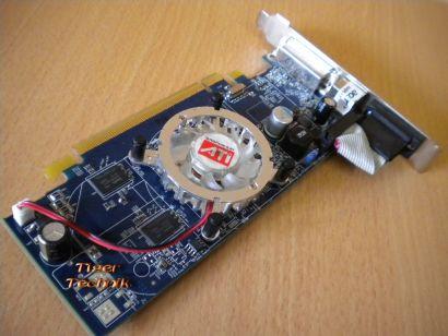 ACER Sapphire Radeon HD2400 Pro 128MB DDR2 HM PCI-E 2.0 x16 VGA DVI VIVO* g289