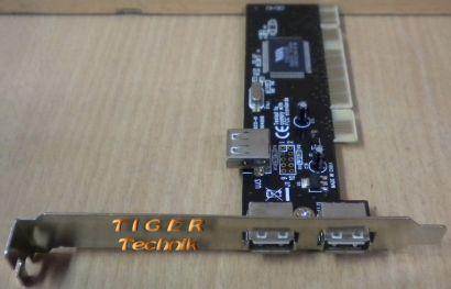 3-Port Hi-Speed USB 2.0 PCI Adapter Card Verschiedene Hersteller Marken* sk13