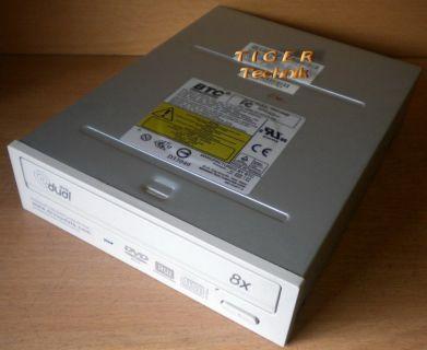 BTC DRW1008IM DVD-RW ATAPI IDE Brenner beige* L216