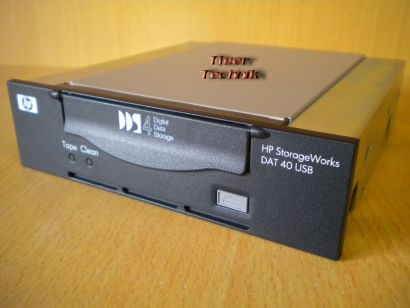 HP DAT40 DW022A Tape Drive Streamer* L1001