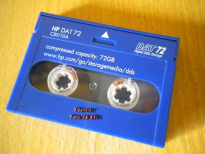 HP DAT72 C8010A Data Cartridge* PZ130