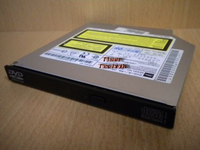 Toshiba SD-R6112 DVD-RW Laptop Laufwerk schwarz* L712
