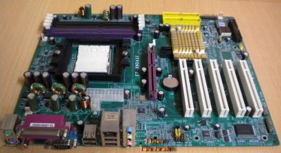EPoX EP-9NDA3I Rev2.3 Mainboard Sockel 939 nForce3 FSB1000 DDR400 AGP8X LAN*m592