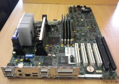 IBM Netfinity 5000 FRU 61H2876 Mainboard +Intel Pentium3 650MHz +448MB RAM* m597