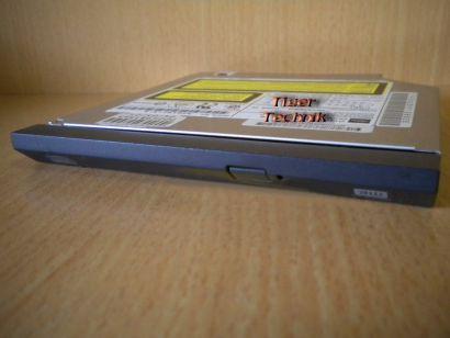 Toshiba SD-R6112 DVD-RW Laptop Brenner mit GERICOM Blende schwarz* L726