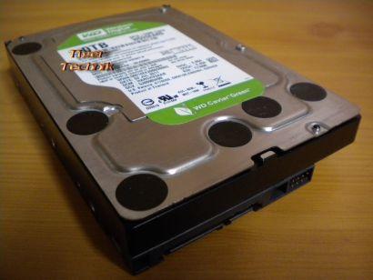 Western Digital Green WD20ERAS-00J99B0 SATA 2TB 2000GB Festplatte* f609