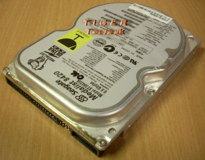 Seagate Medalist 8420 ST38420A Festplatte HDD IDE 8.6 GB 3,5