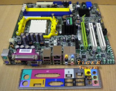 Acer Aspire M1100 M3100 M5100 MB.S8709.001 Board +Blende RS690M03-8EKRHFS2H*m610