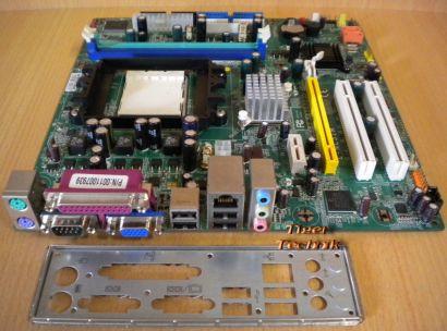 MSI MS-7283 Ver1.0 Lenovo L-NC51M Mainboard +Blende FRU 41X1344 Sockel AM2* m618