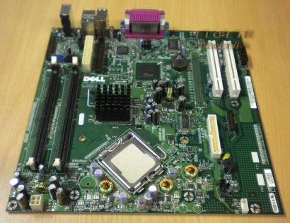 Dell 0H8052 BTX Mainboard für Optiplex GX520 Intel Sockel 775 DDR2* m21
