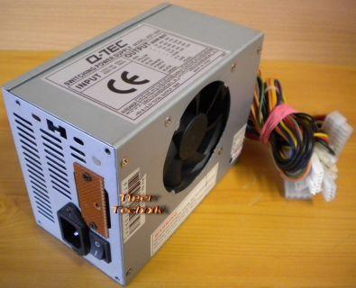 Q-TEC Power Supply ADT-350 350 W PC Computer Netzteil* nt333