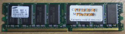 Samsung M368L2923CUN-CC PC3200 CL3 1GB DDR1 400MHz Arbeitsspeicher* r50