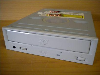 HL Data Storage GDR-8163B DVD-ROM Laufwerk ATAPI IDE grauweiß* L249