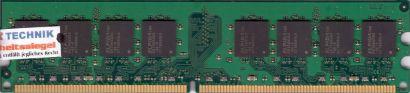 Kingston KVR667D2N5 1G PC2-5300 1GB DDR2 667MHz 9905316-005 A04LF RAM* r66