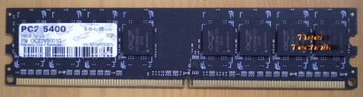 OCZ OCZ2V8001G PC2 6400 5-6-6 1GB DDR2 800MHz Arbeitsspeicher* r68