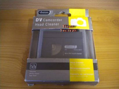 Vivanco Mini DV Camcorder Head Cleaner DP4 EDV-Nr. 26975* So517