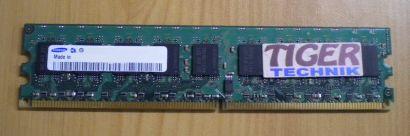 Samsung M391T5663QZ3-CF7 PC2-6400E-666-12-G3 ECC 2GB DDR2 800MHz PC2-6400* r72