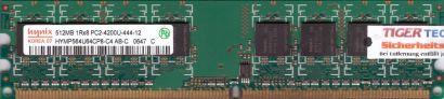 Hynix HYMP564U64CP8-C4 AB-C PC2-4200 512MB DDR2 533MHz Arbeitsspeicher RAM* r73