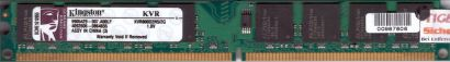 Kingston KVR800D2N5 2G PC2-6400 2GB DDR2 800MHz 9905429-007 A00LF RAM* r90
