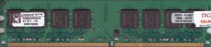 Kingston KVR800D2N5K2 4G PC2-6400 2GB DDR2 800MHz 99U5316-031 A00LF RAM* r105