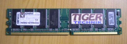 Kingston KTA-G4266 512 PC2100 512MB DDR1 266MHz Arbeitsspeicher* r126