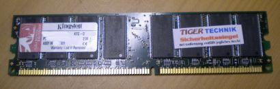 Kingston KTC-D320 512 PC2700 512MB DDR1 333MHz Arbeitsspeicher* r137