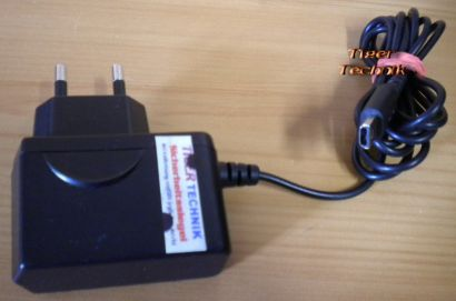 AC ADAPTER 5.2V 450mA Netzteil* nt725