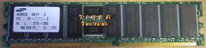 Samsung M368L6423CTL-CB0 PC2100 512MB DDR1 266MHz Arbeitsspeicher*r 148