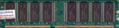Nanya NT512D64S8HAAG-7K PC-2100 512MB DDR1 266MHz CL2 Arbeitsspeicher RAM* r153