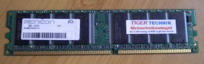 Aeneon AD660UD00-600B98X PC2700U-25331 CL2 5 512MB DDR1 333MHz RAM* r157