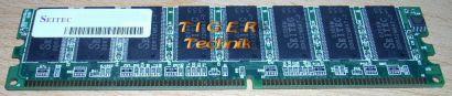 Seitec HYB25D256800BT-5 PC2700 CL2 5 512MB DDR1 333MHz Arbeitsspeicher* r161