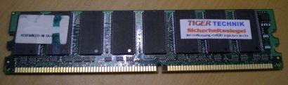 Infineon HYB25D256800BT-6 PC2700 512MB DDR1 333MHz Arbeitsspeicher* r172