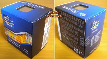 Intel Core i7 2700K Quad-Core CPU Boxed 4x 3,50Ghz 8MB Cache Sockel 1155* c221