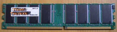 FCM PC2100 CL2 5 512MB DDR1 266MHz Arbeitsspeicher* r179