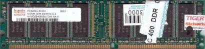 PC2100 512MB DDR1 266MHz mit Eurodar Chip Arbeitsspeicher* r182